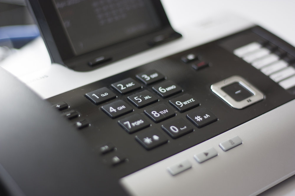Telephony, Intercom System, Business Phone Systems