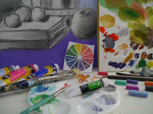 Classes Will Include A Variety Of Traditional Fine Art Mediums Including Drawing And Painting We Also Explore Creative Projects