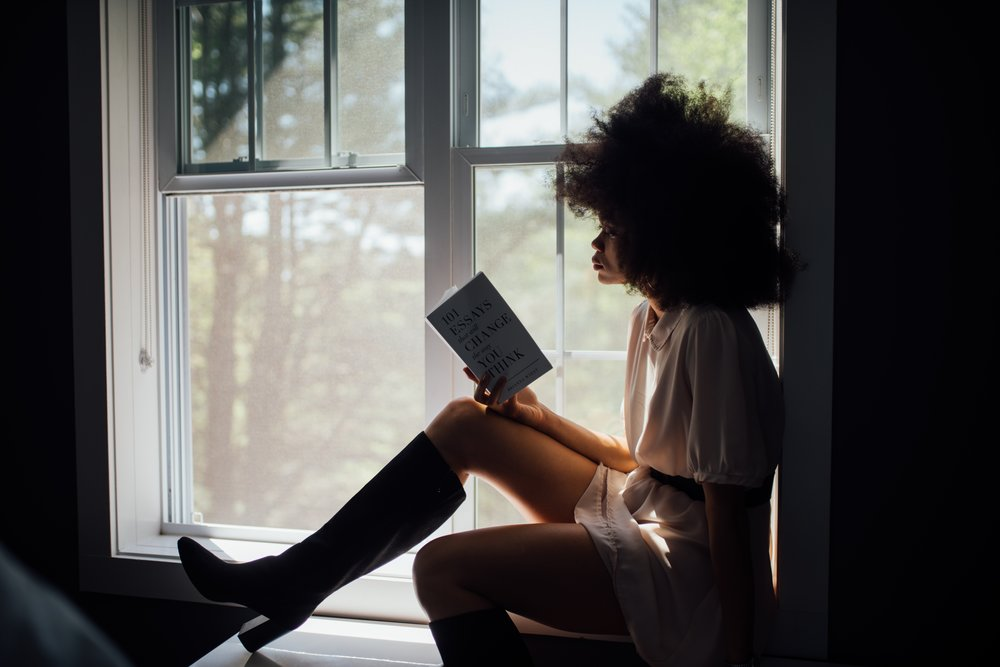 Reading for Self Care on a Bad Day