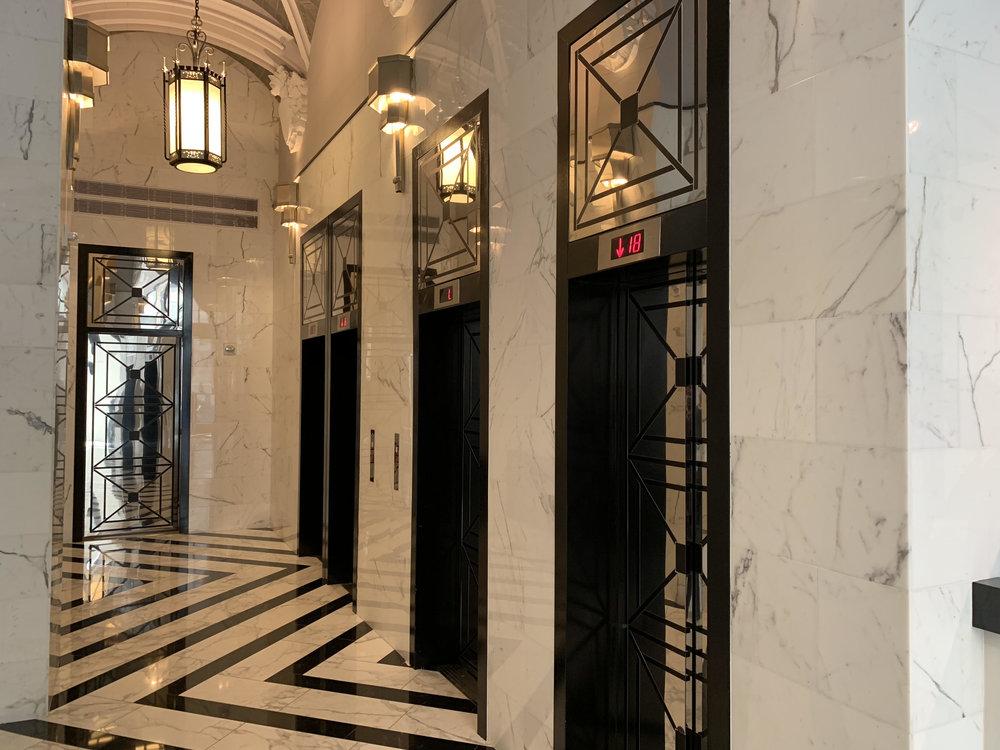 Entrances and Doors -