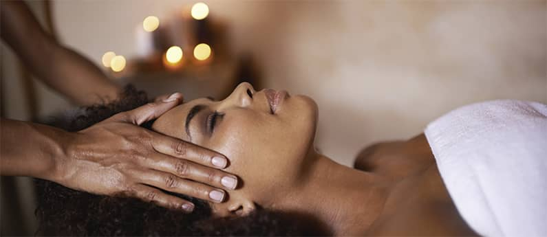 MASSAGES + SPA TREATMENTS