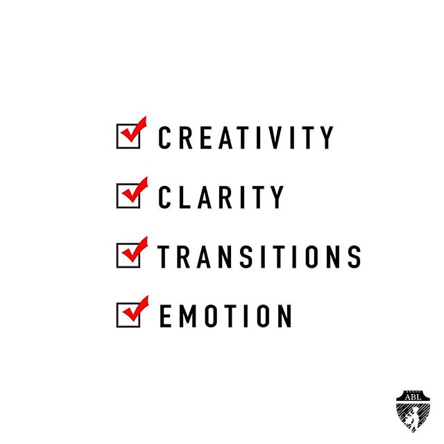 TRANSITIONS, EMOTIONS, CREATIVITY and CLARITY. Think you can check 'em off your list? Swipe left! . . Visit www.asapbeatleague.com to register or learn more! #linkinbio