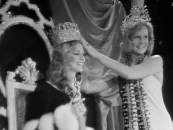WATCH Miss New Zealand 1973 -
