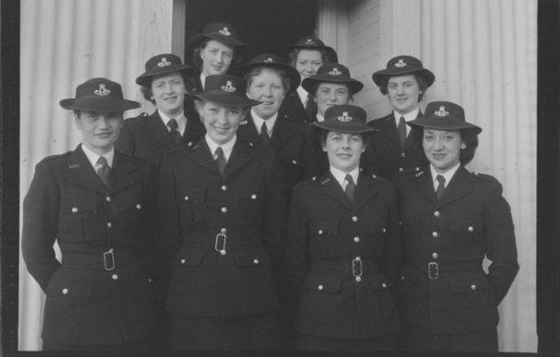 NZ police women -