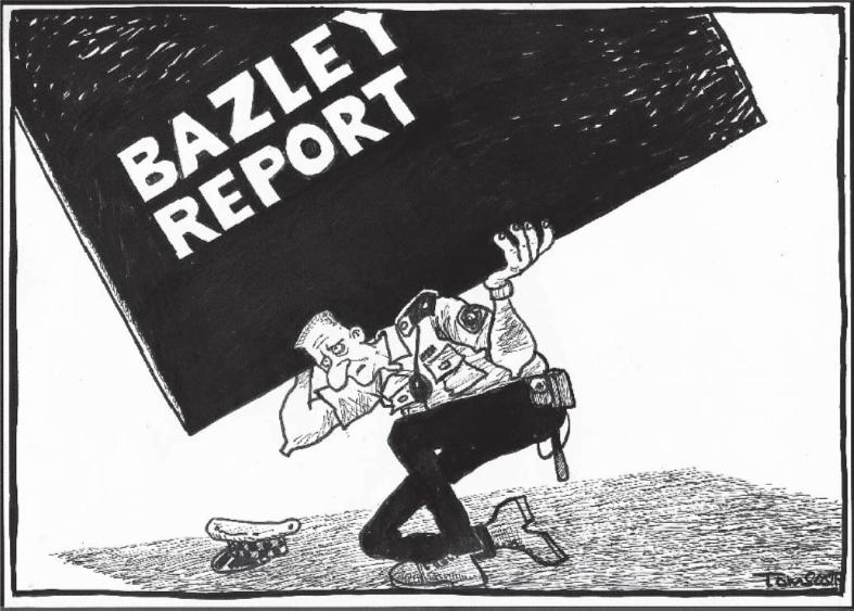 Bazley Report 2007 -