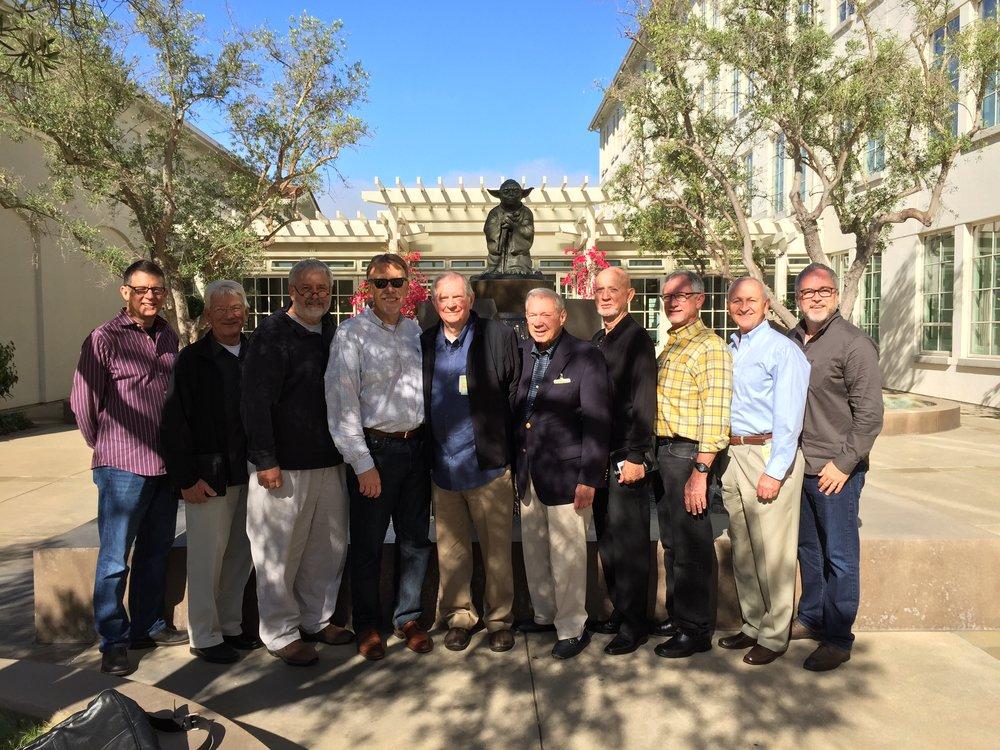 Leading To Serve Gathering, George Lucas' Industrial Lights & Magic, The Presidio, San Francisco, CA