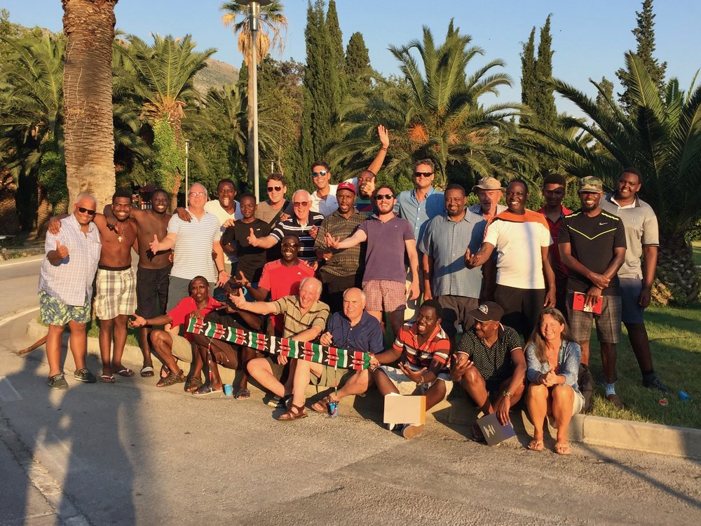Leading To Serve Gathering,Dubrovnik, Croatia