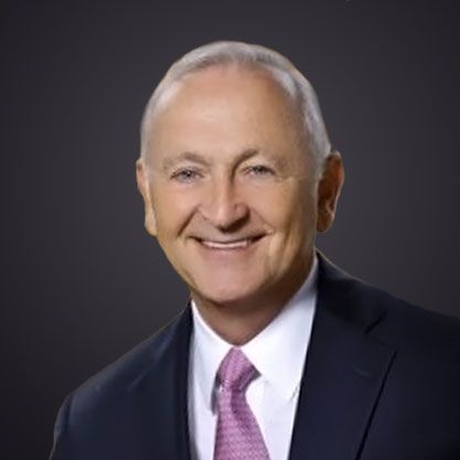 Robert L. Sloan,  CEO   Sibley Memorial Hospital  (Retired)  Leading To Serve,  Founding Fellow