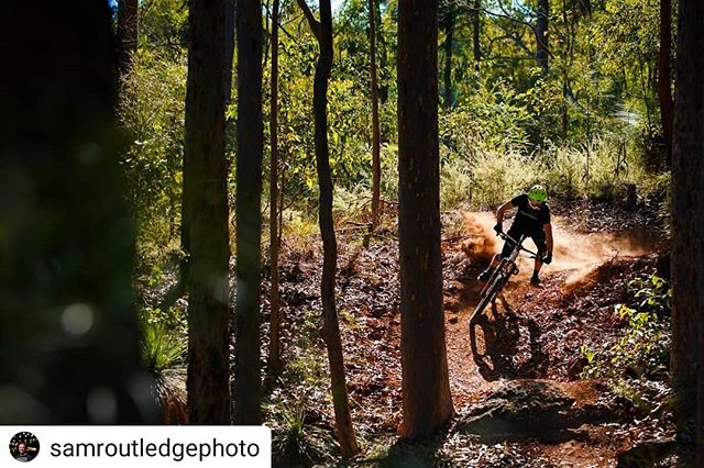 2019 is going to be a massive year, keep a keen 👀 next week for our 2019 race calander.  @samroutledgephoto delivering quality!  #tamrookumenduro #tamrookumdh #seqdh #enduromtb