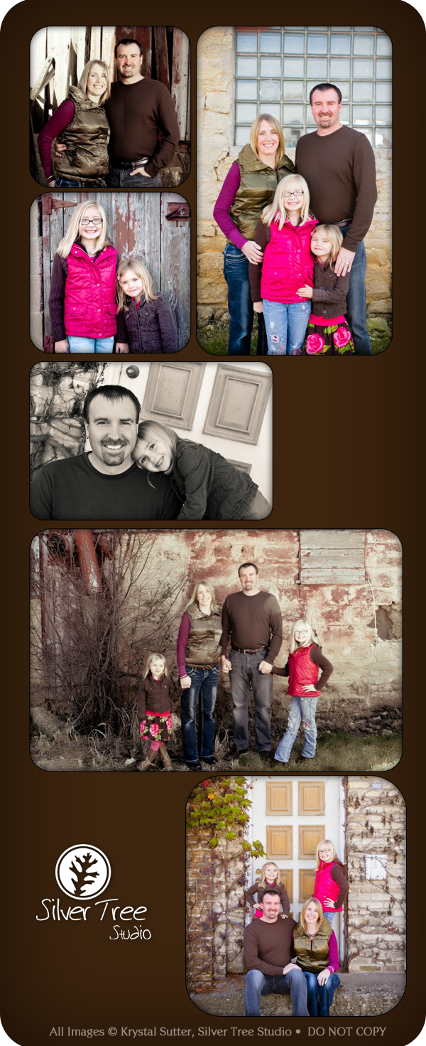 Mount Horeb, Family Photography, Silver Tree Studio