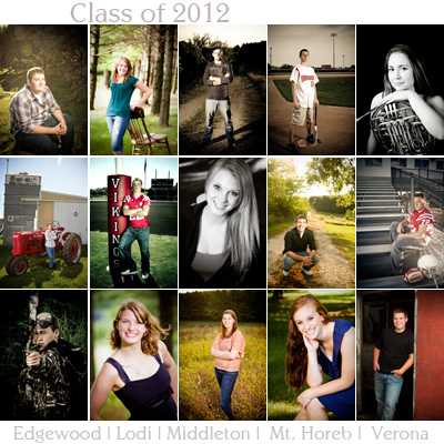 Senior Photography, Portraits for Lodi, Middleton, Mount Horeb, Edgewood, Verona, Wisconsin