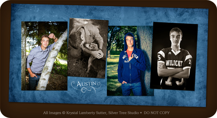 High School Senior Pictures by Silver Tree Studio