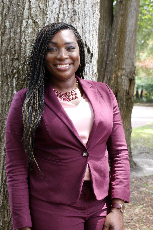 Hi, I'm Shamara D. Gibson. -