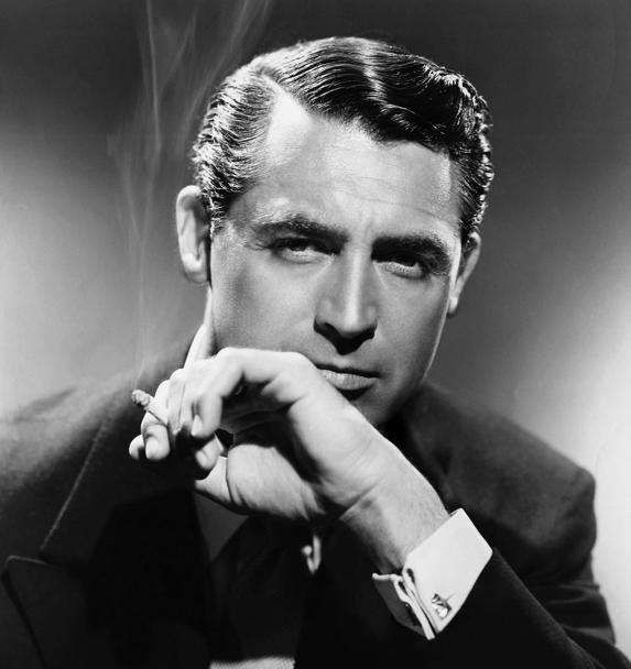 """For those of you who don't know who Cary Grant is… My favorite films of his include """"Bringing Up Baby"""", """"An Affair to Remember"""" or the quirky favorite, """"Every Girl Should Be Married…"""""""