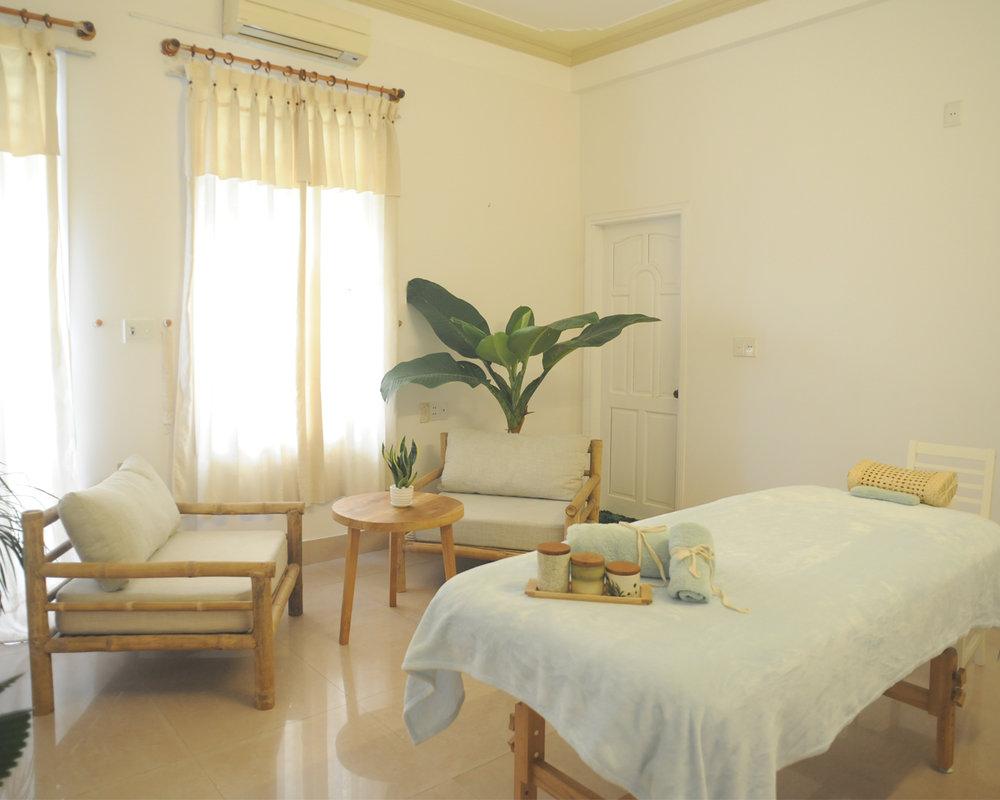 A Luminary Life Wellness Room