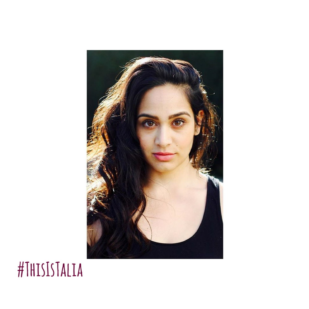#ThisIsTalia - PLAYED BY AADILA DOSANI.Aadila is Vancouver based actress, a true ride-or-die friend, confused AF about life humanoid, advocated for the #iamsizesexy movement, very experienced whiskey