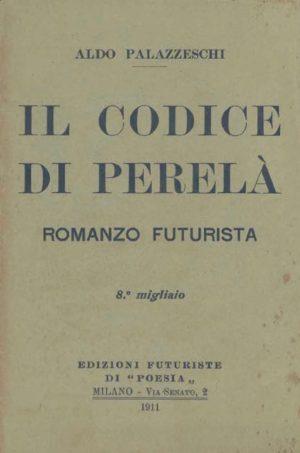 Aldo Palazzeschi, Man of Smoke [Milan; 1911] - Subtitled a