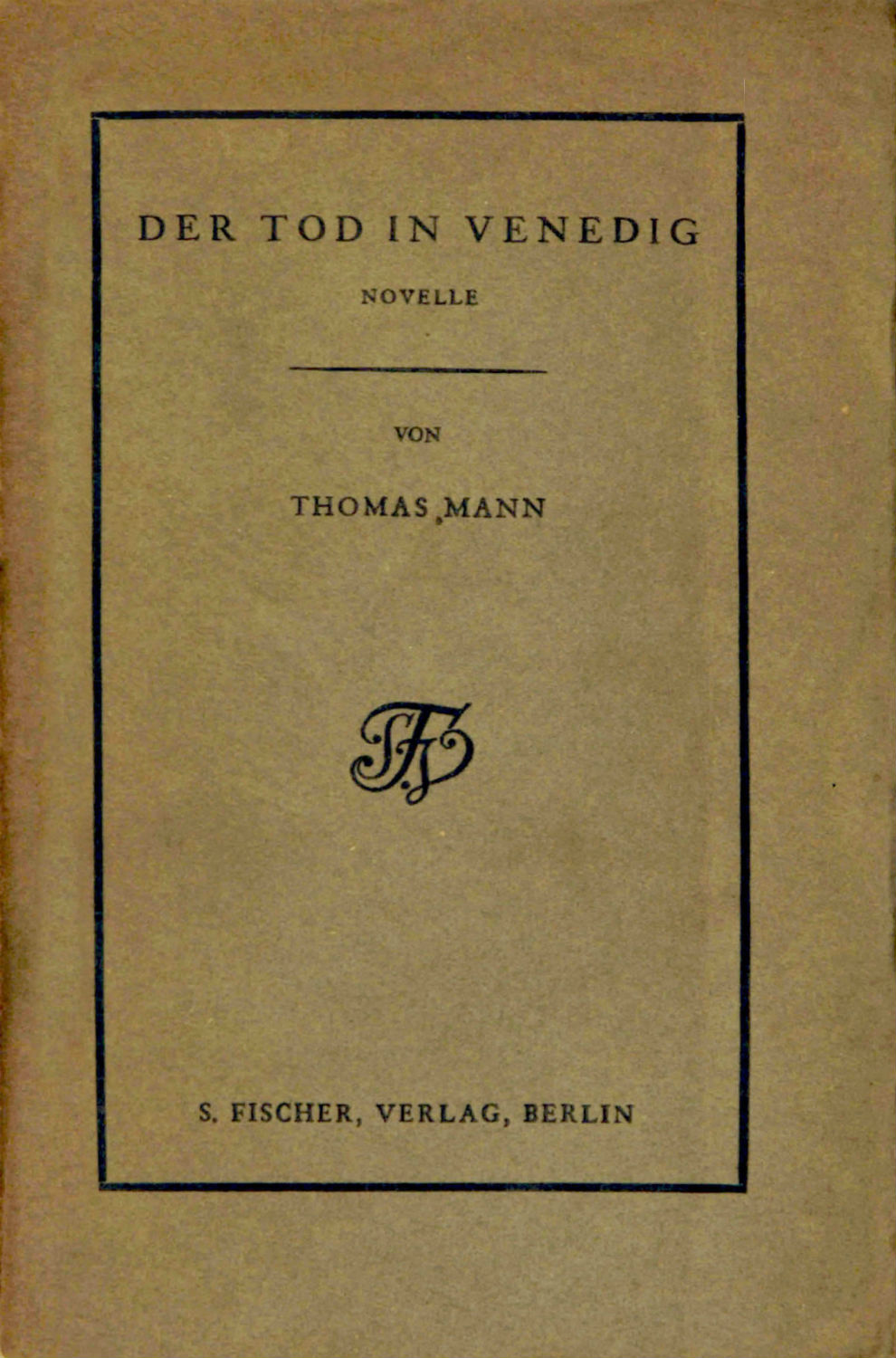 Thomas Mann, Death in Venice [Berlin; 1912] - Hey, one of the foundational works of European modernism is a pretty good read, have you heard?This was the question that kept recurring to me as I read this novella, a chapter a night, and thought about tweeting some banal and obvious praise. This is, to my recollection, the first time I've read anything by Thomas Mann, who has always seemed slightly forbidding: the magisterial bulk of Buddenbrooks, The Magic Mountain, and Doctor Faustus had me shy away for many years. It's not always the case that the Great Artists of the twentieth century, once you actually start to sit with them, turn out to be as suavely limpid as the best genre fiction, but in this case it was a delightful surprise.Many competent cultural historians have already drawn lines between the fracturing of the nineteenth-century Western consensus and Mann's concerns here: homoeroticism,