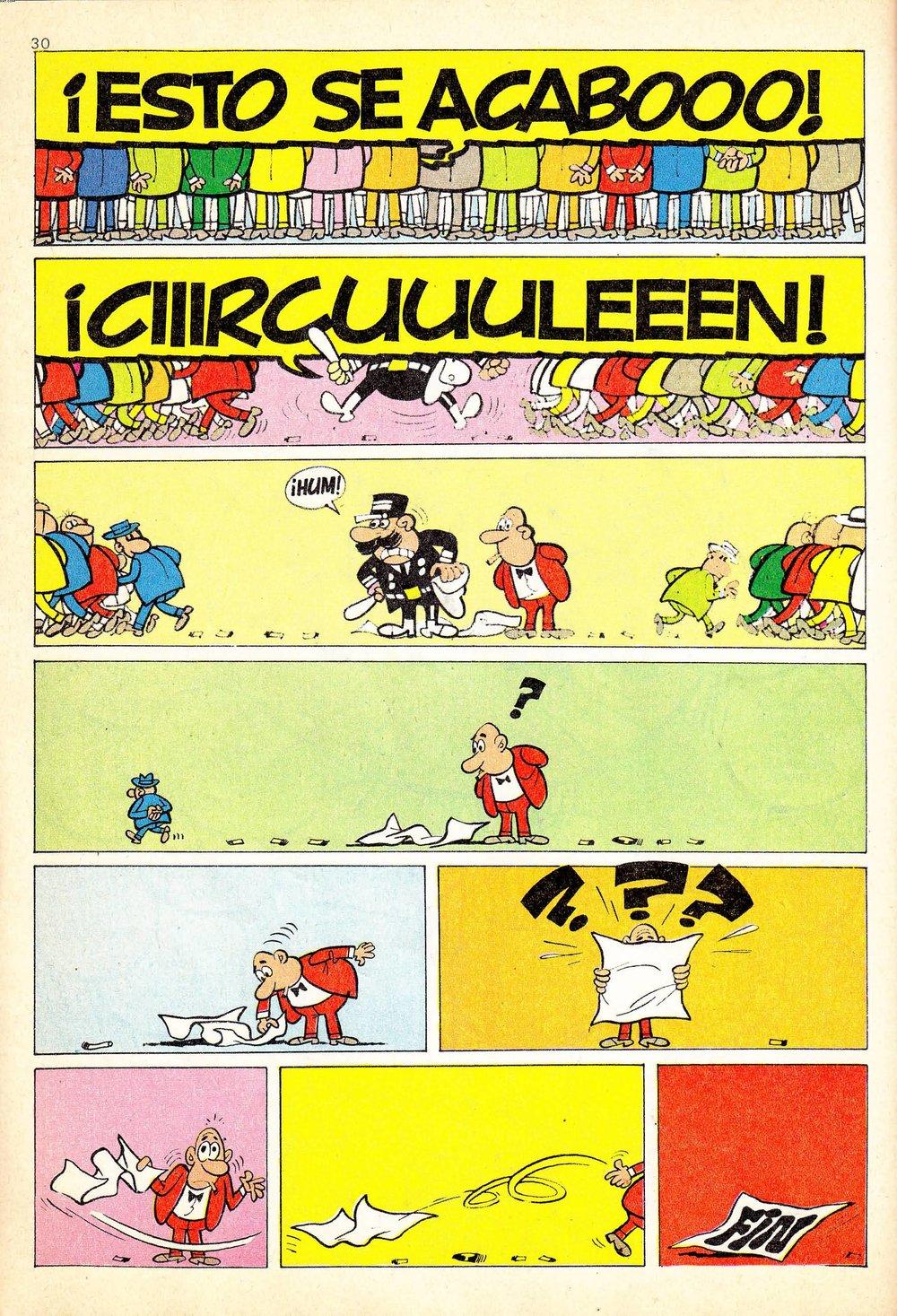 Mortadelo Especial 106: ¡Jua! ¡Jua! ¡Jua! , March 15 1981