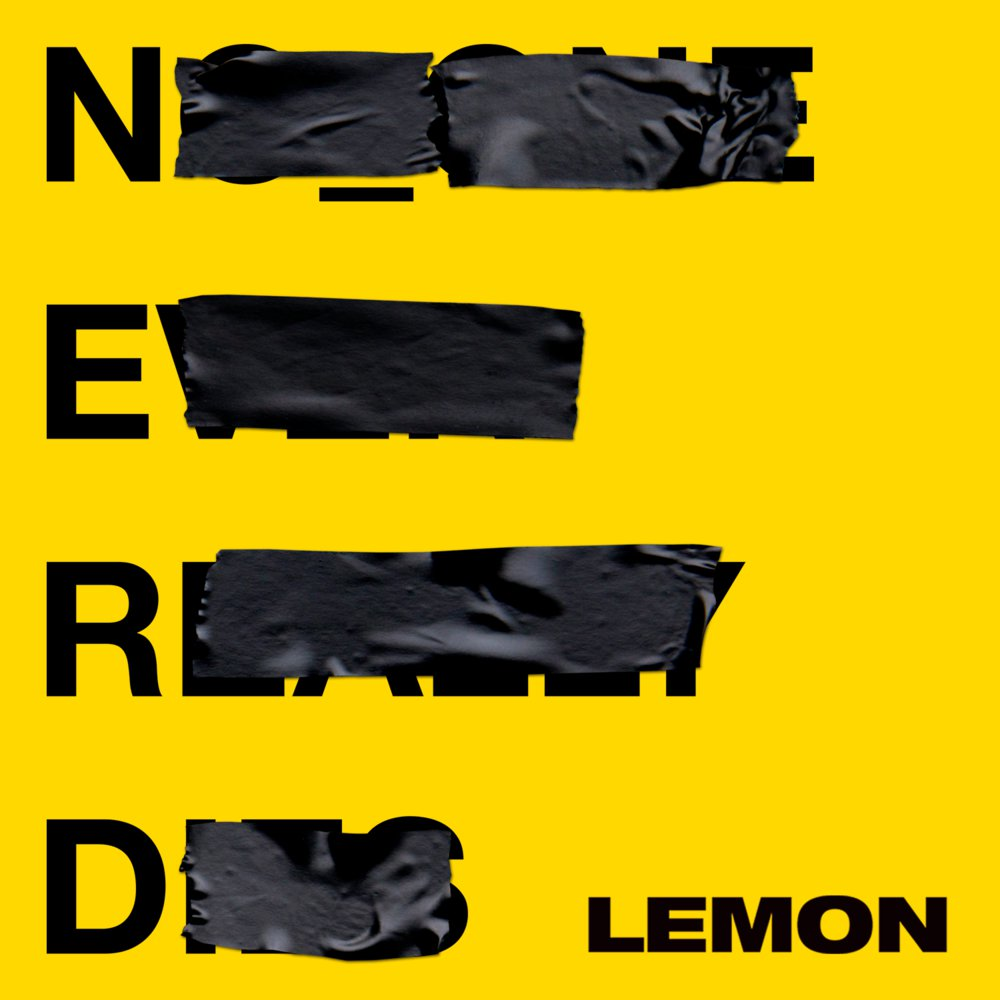 "59. N.E.R.D. ft. Rihanna, ""Lemon"""
