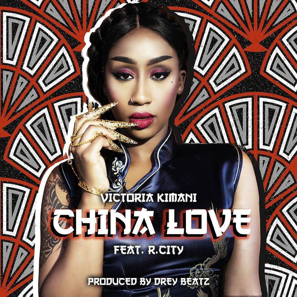 """33. Victoria Kimani ft. R. City, """"China Love"""""""