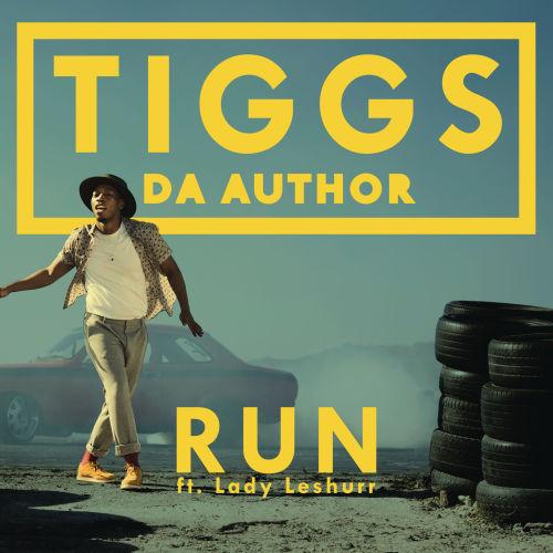 "53. Tiggs Da Author ft. Lady Leshurr, ""Run"""