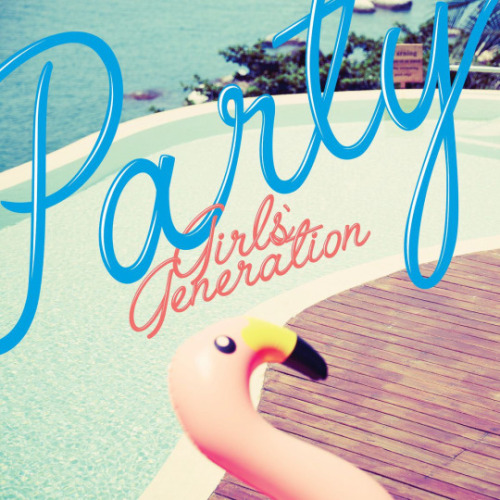 "95. Girls' Generation, ""Party"""