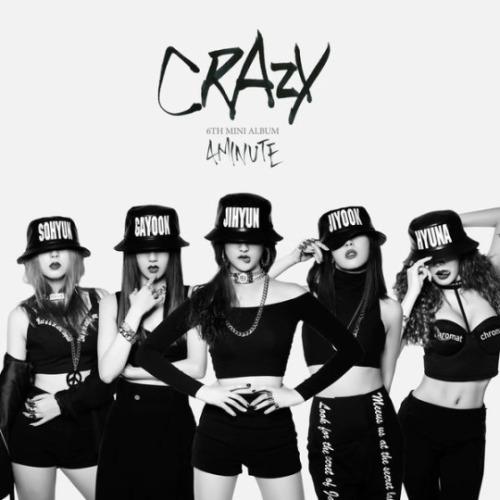 "82. 4Minute, ""Crazy"""