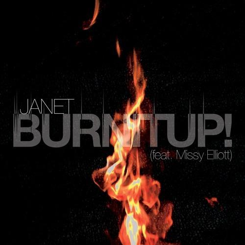 "58. Janet Jackson ft. Missy Elliott, ""BURNITUP!"""