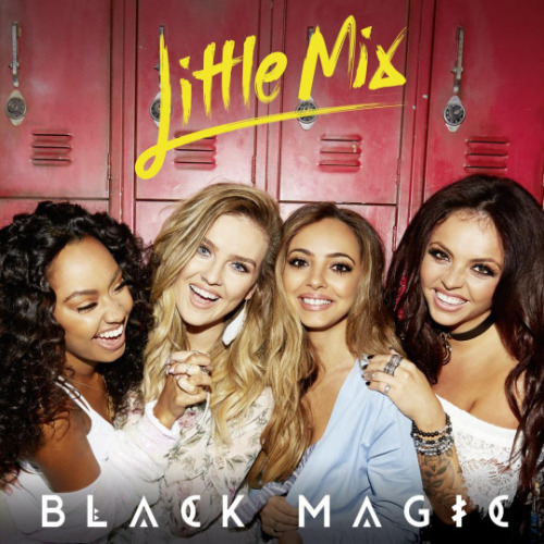 "36. Little Mix, ""Black Magic"""