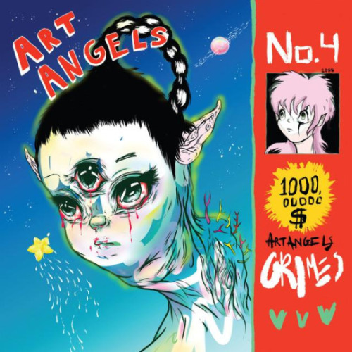 """27. Grimes, """"Flesh without Blood"""""""