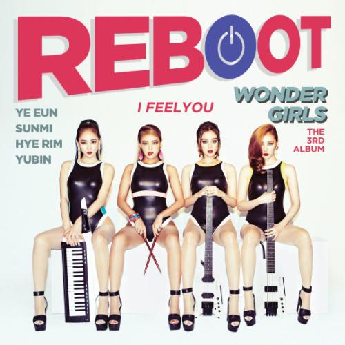 "19. Wonder Girls, ""I Feel You"""