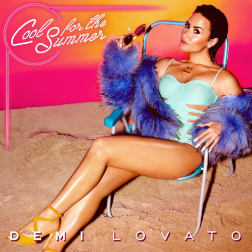 """18. Demi Lovato, """"Cool for the Summer"""""""