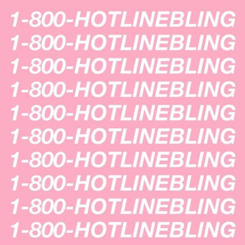 """13. Drake, """"Hotline Bling"""""""