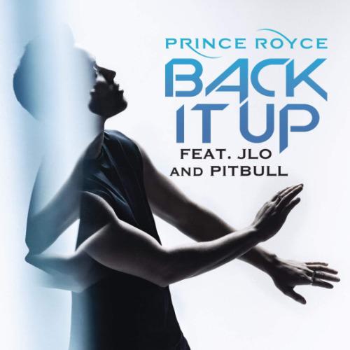 """4. Prince Royce ft. Jennifer Lopez & Pitbull, """"Back It Up"""""""