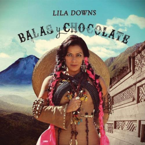 """3. Lila Downs, """"Cuando Me Tocas Tú"""""""