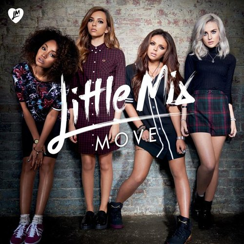 "26. Little Mix, ""Move"""