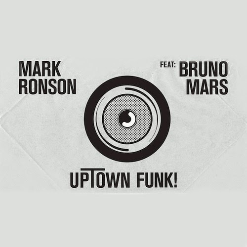 "3. Mark Ronson ft. Bruno Mars, ""Uptown Funk!"""