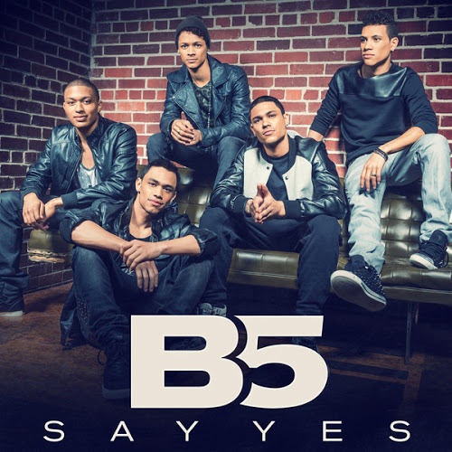 "89. B5, ""Say Yes"""