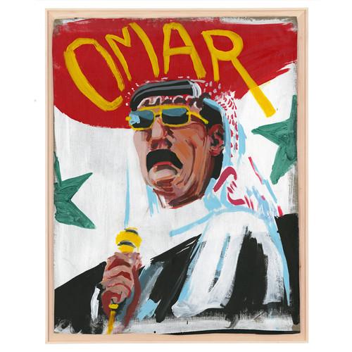 "79. Omar Souleyman, ""Warni Warni"""
