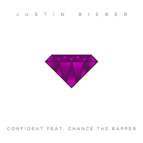 "63. Justin Bieber ft. Chance the Rapper, ""Confident"""