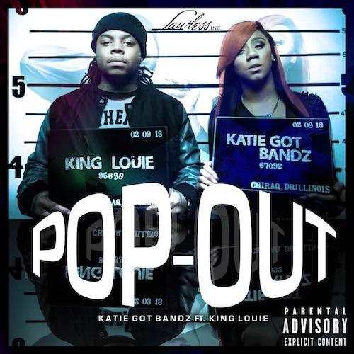 """46. Katie Got Bandz ft. King Louie, """"Pop Out"""""""