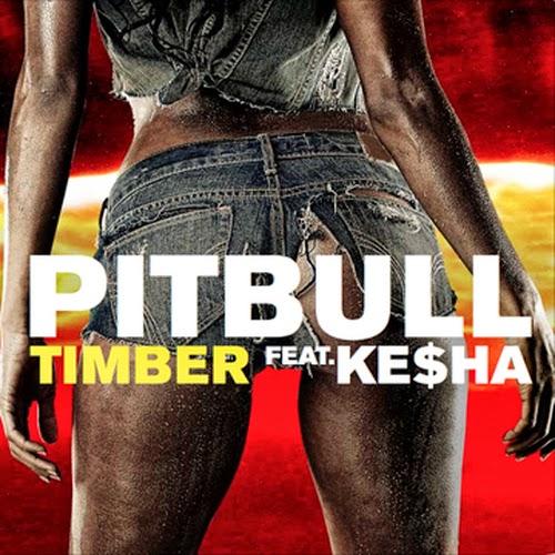 "44. Pitbull ft. Ke$ha, ""Timber"""