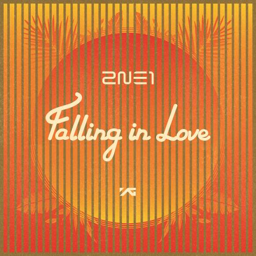 "32. 2NE1, ""Falling in Love"""