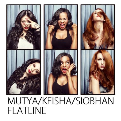 "26. Mutya Keisha Siobhan, ""Flatline"""