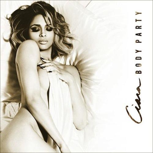 "10. Ciara, ""Body Party"""