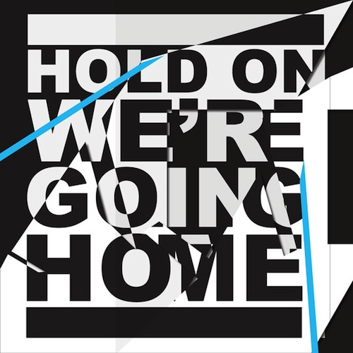 "8. Drake ft. Majid Jordan, ""Hold On, We're Going Home"""