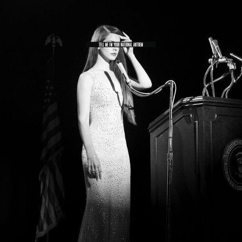 "99. Lana Del Rey, ""National Anthem"""