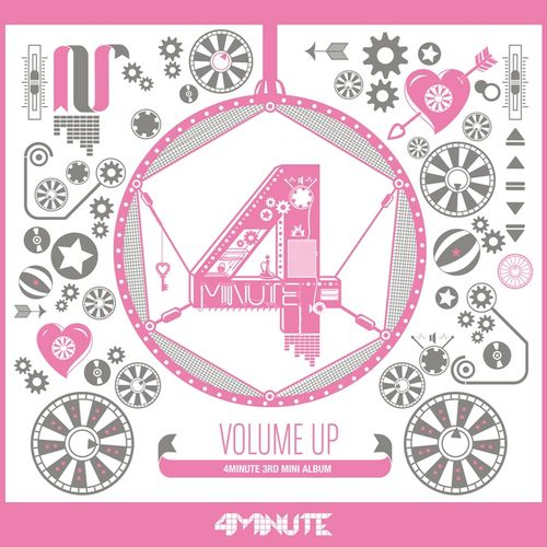 "82. 4Minute, ""Volume Up"""