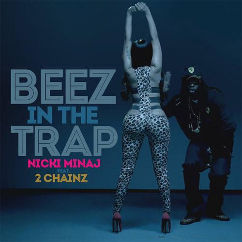 """63. Nicki Minaj ft. 2 Chainz, """"Beez in the Trap"""""""